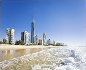 Surfers Paradise, Gold Coast, Queensland, Australia