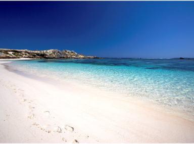 Perth beach