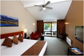 Studio apartment at Wyndham Wanaka