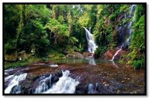 waterfalls mt tambo