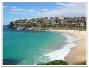 Bronte Beach is a locals favourite and we like it that way!
