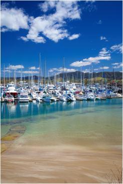 Coffs Harbour boat marina