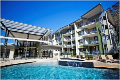 Pool at Wyndham Coffs Harbour - Treetops
