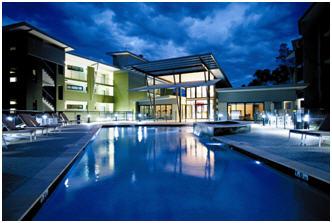 Pool & spa at Wyndham Coffs Harbour - Treetops