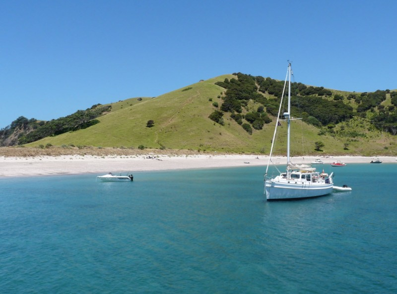 Bay of Islands, NZ