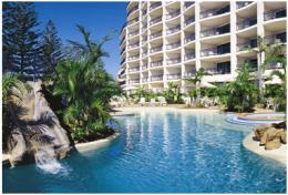 WorldMark Resort Golden Beach pool