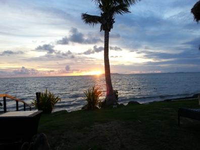 Sunset at Wyndam