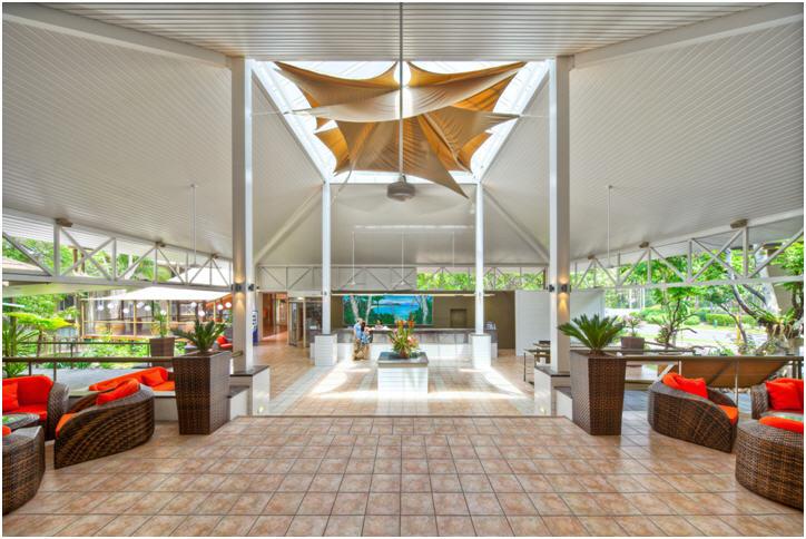 Ramada Port Douglas foyer