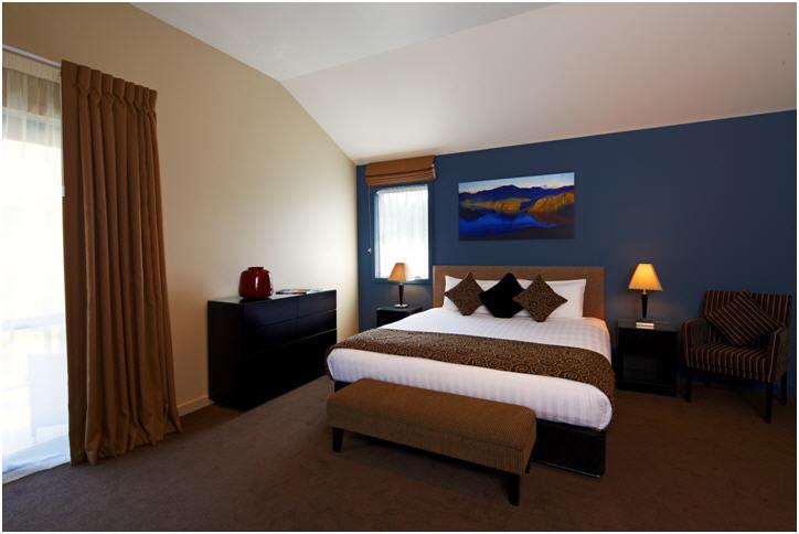 Wyndham Wanaka bedroom
