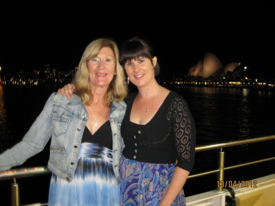 Aboard the Captain Cook Cruise Dinner