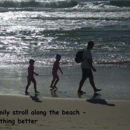 Beach - Text