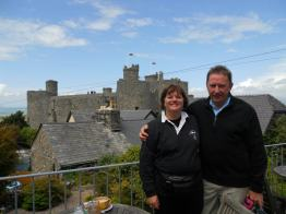 BRONWYN & BARRY IN WALES