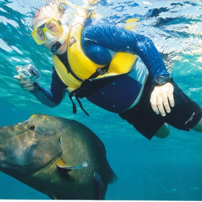 Cairns snorkel