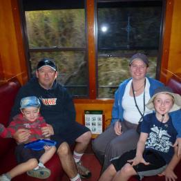 Cairns Train