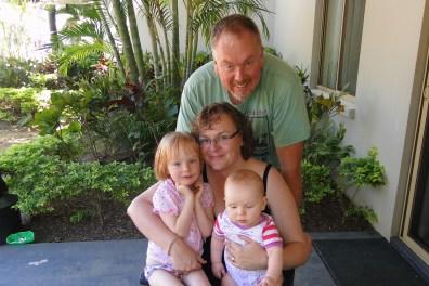 Family Fiji 2012