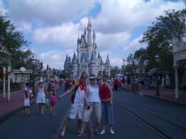 Goal accomplished! Disneyworld