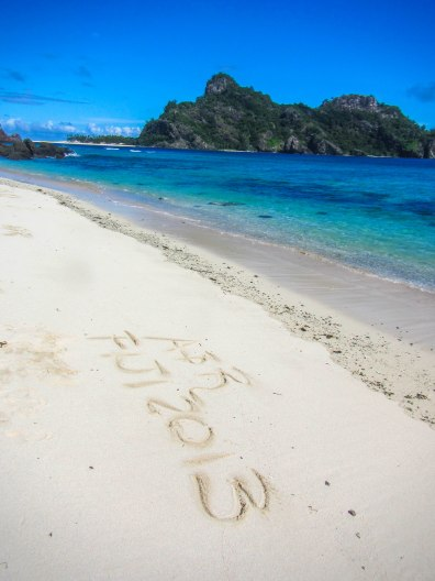 When else will you have your own private island? A must experience in Fiji! (from our honeymoon in Fiji)