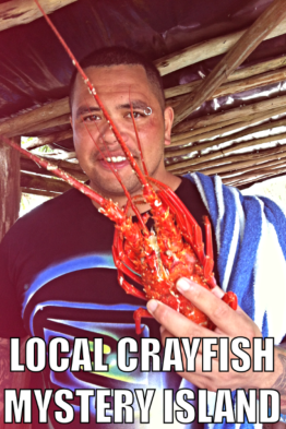 Local Crayfish
