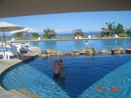 Just a touch of Paradise – Fiji 2006