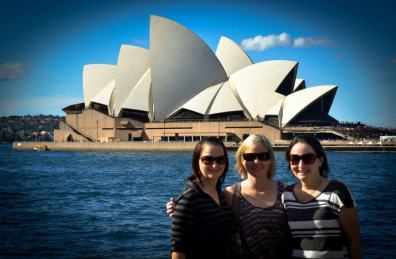 Sight seeing - Sydney Opera House