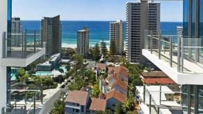 Wyndham Surfers Paradise balcony view
