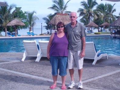 Fiji With Dad 2008
