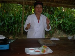 Chief at Red Bridge Cooking School