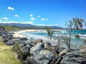 A hub of activity, spend a day at Coffs Harbour Jetty area. At the start of Harbour Drive, you have a choice of amazing restaurants for lunch or dinner. Don't forget to grab some freshly caught fish & chips from the Fishermen's Co-op. They are the best I've ever had! I promise!
