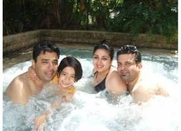 Coffs Jacuzzi-Family Time