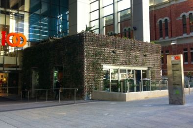 The Greenhouse, Perth CBD. Greenhouse_