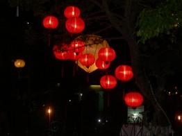 anterns at night markets Hoi An