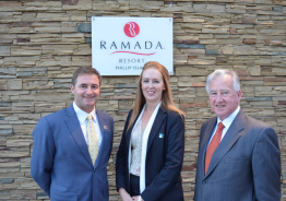 The official re-opening of Ramada Port Douglas.