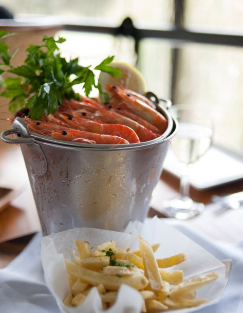 If you're after fresh seafood and a cozy atmosphere, you have to visit Leaves & Fishes!