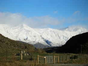 Drive to Rob Roy Glacier - Wanaka
