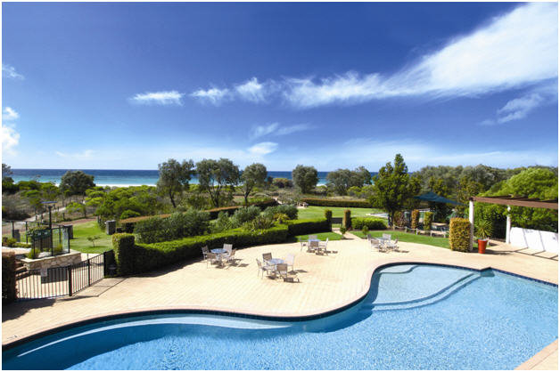 Wyndham Resort & Spa Dunsborough pool  | WorldMark South Pacific Club by Wyndham