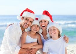 Family Christmas Australia