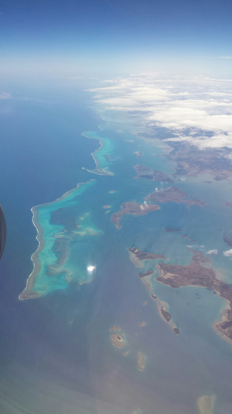 Beautiful Fiji from Above