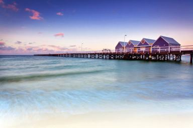 Busselton Jetty, Margaret River, WA