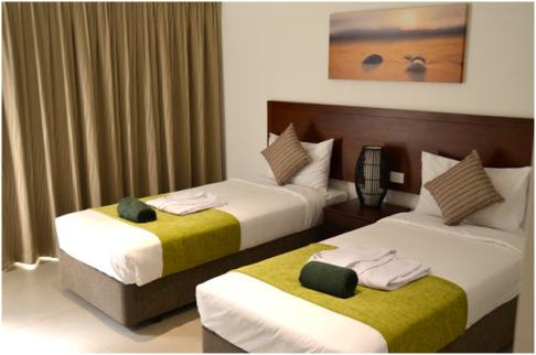 Your new apartments at Wyndham Resort Denarau Island