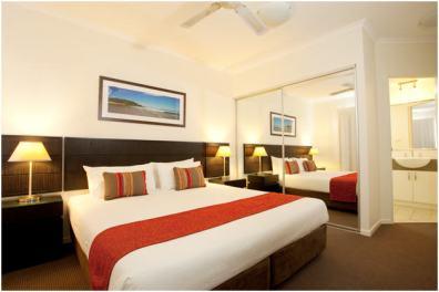 3-Bedroom Deluxe at Wyndham Flynns Beach