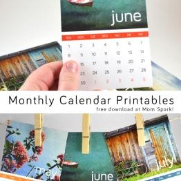 2014 Calendar momspark