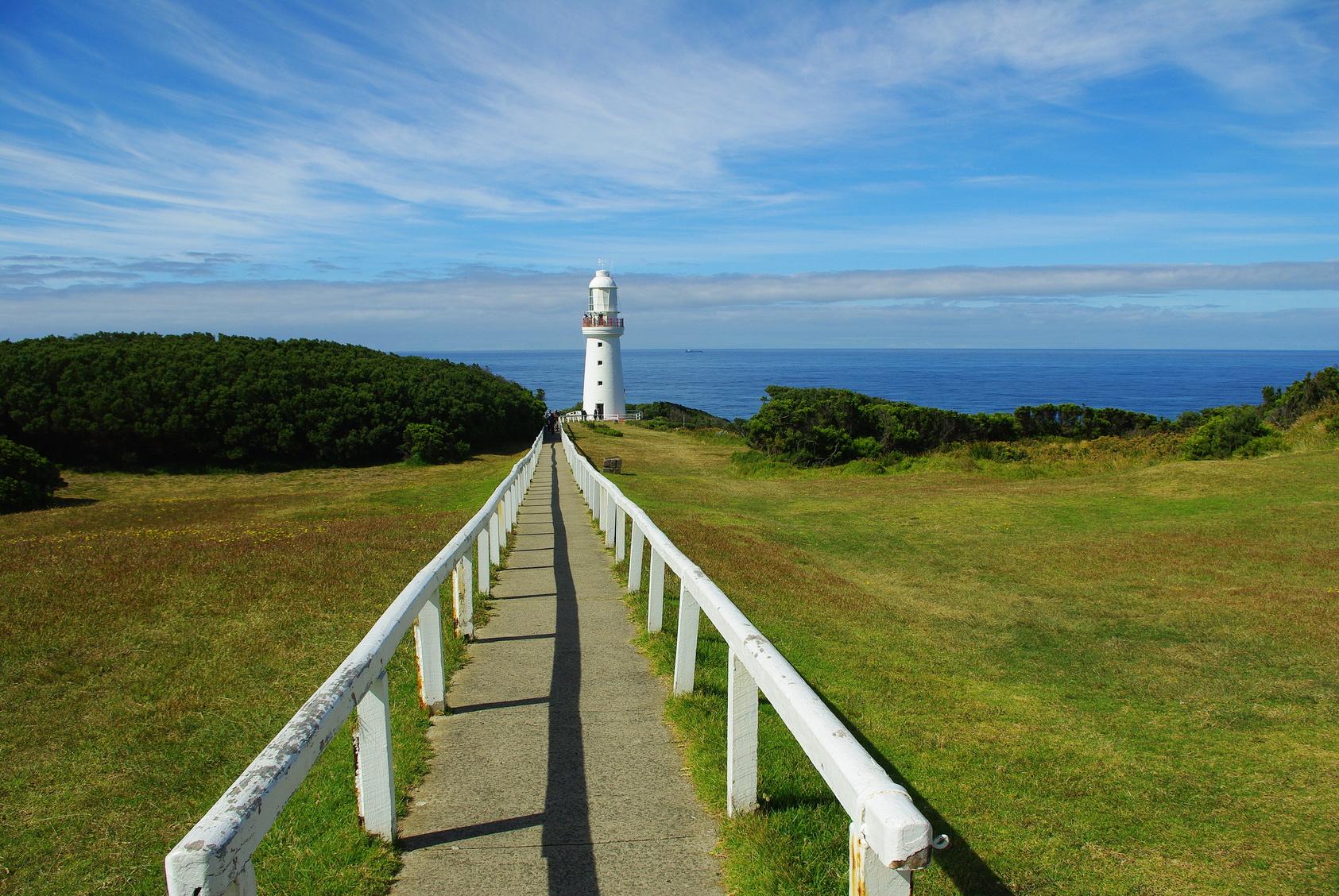 Victoria - Cape Otway Lighthouse