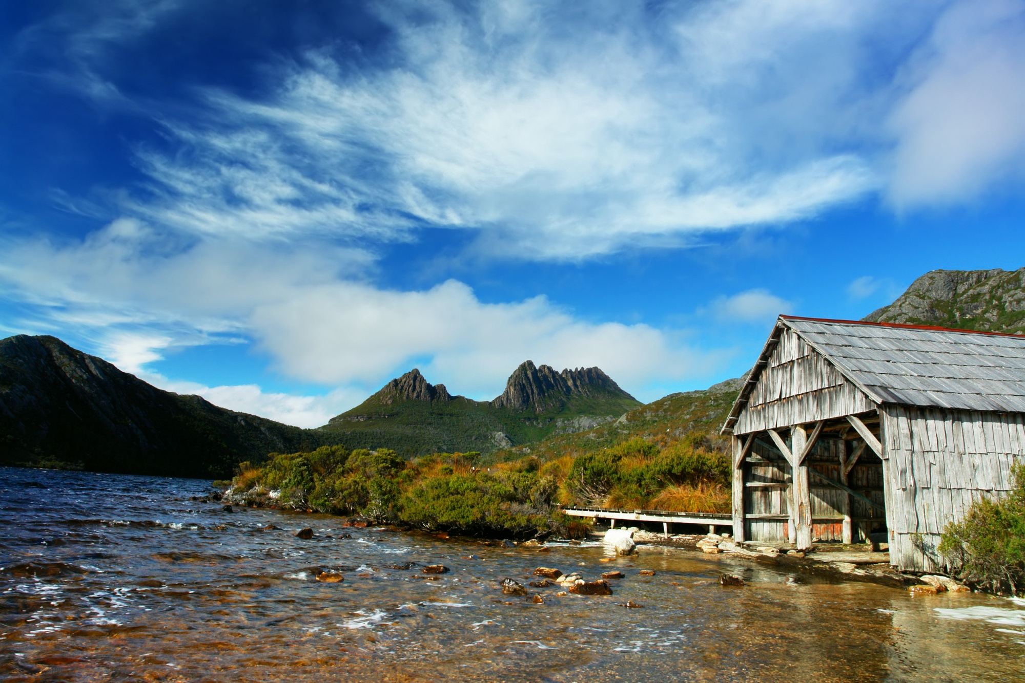 Tasmania - Cradle Mountain