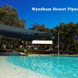 Flynns Beach Pool