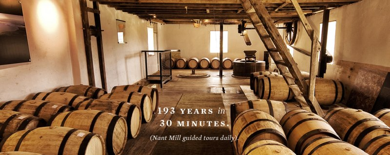 Nant Distillery