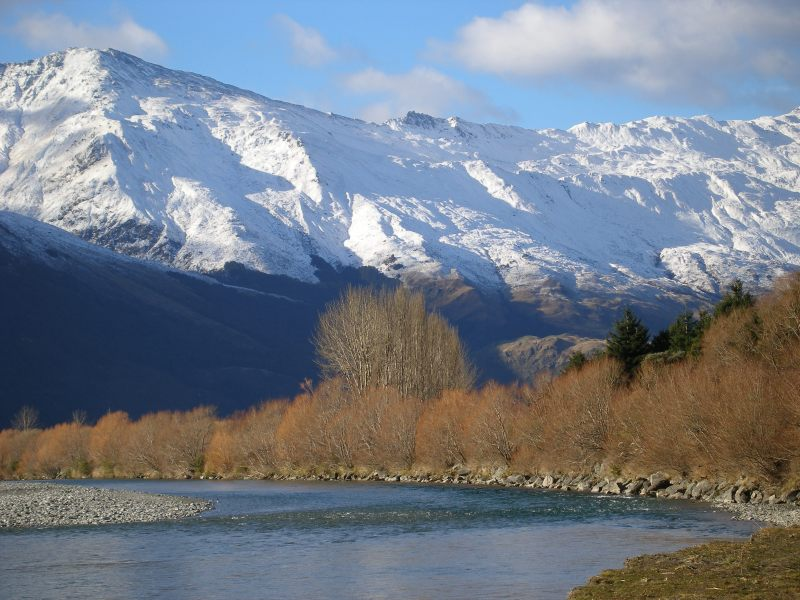 New Zealand - Rob Roy Glacier, Wanaka