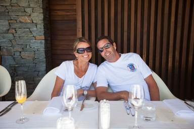 Doug & Yvonne enjoy many holidays!