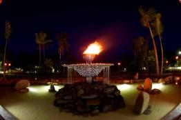 Fiji Entry Flame