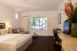 Studio Apartment at Ramada Port Douglas.