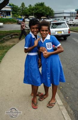 Nadi School Girls